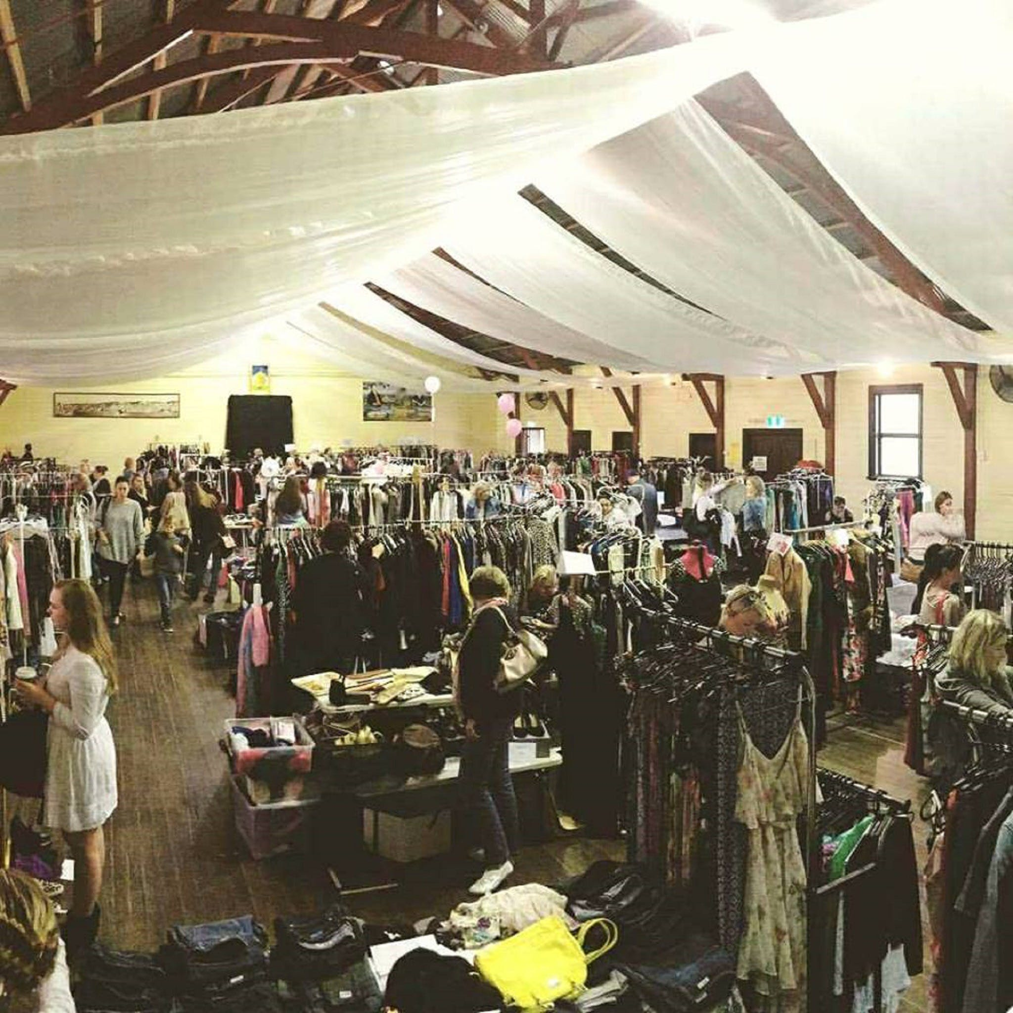 In Her Shoes- Pre- Loved Fashion Market - New South Wales Tourism