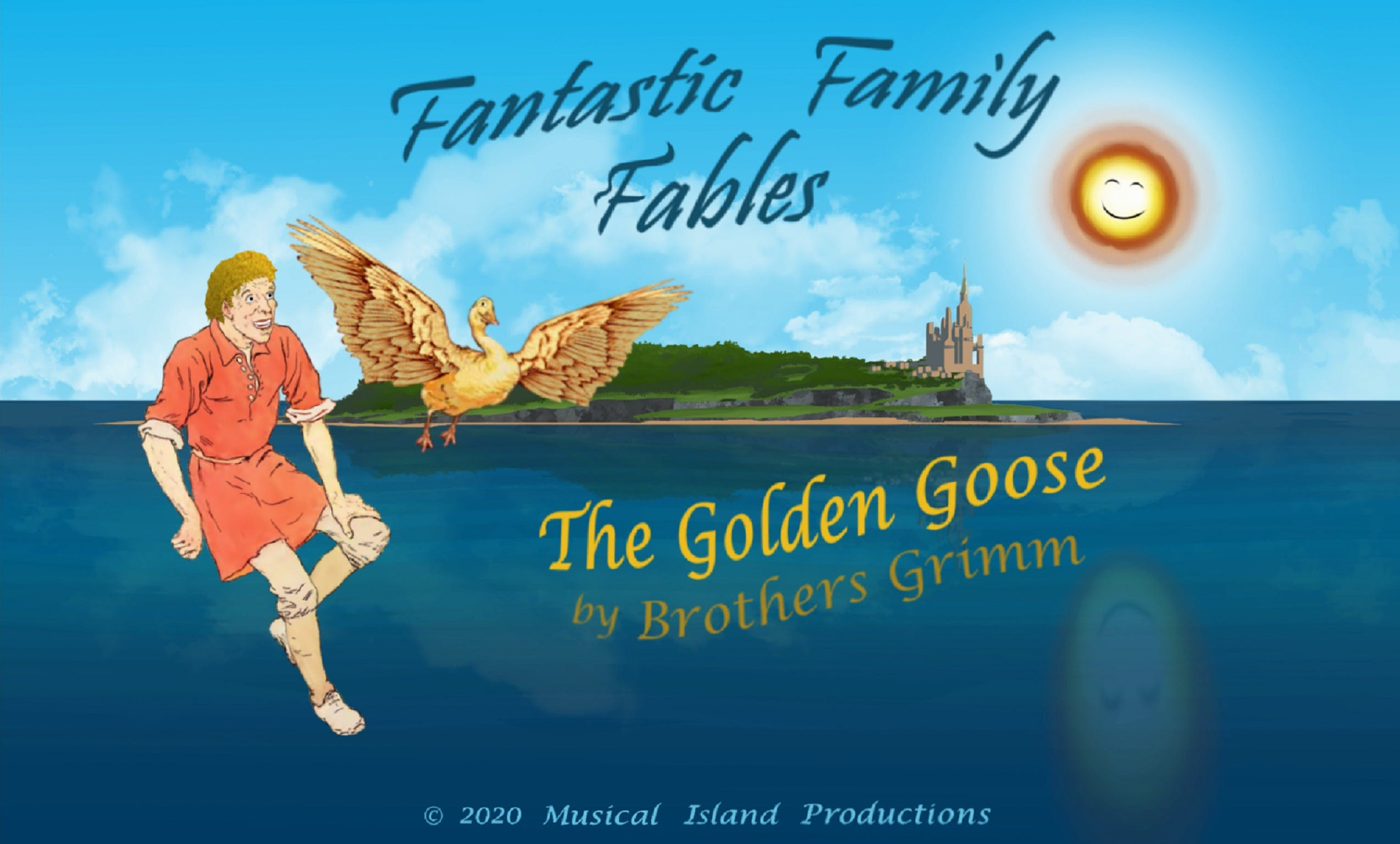 Kids Theatre Online at Home -  Family Fables Hour - New South Wales Tourism