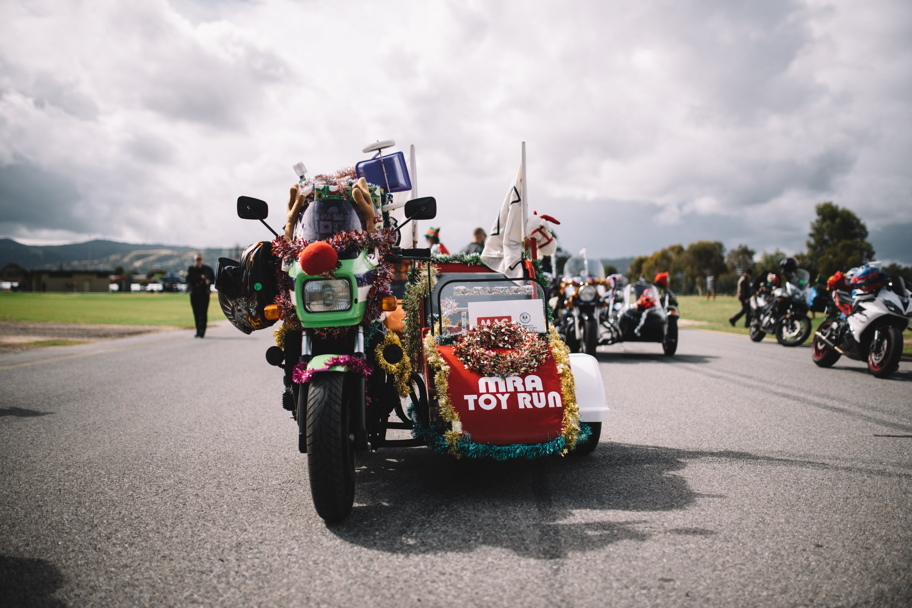 Motorcycle Riders' Association of South Australia Toy Run - New South Wales Tourism