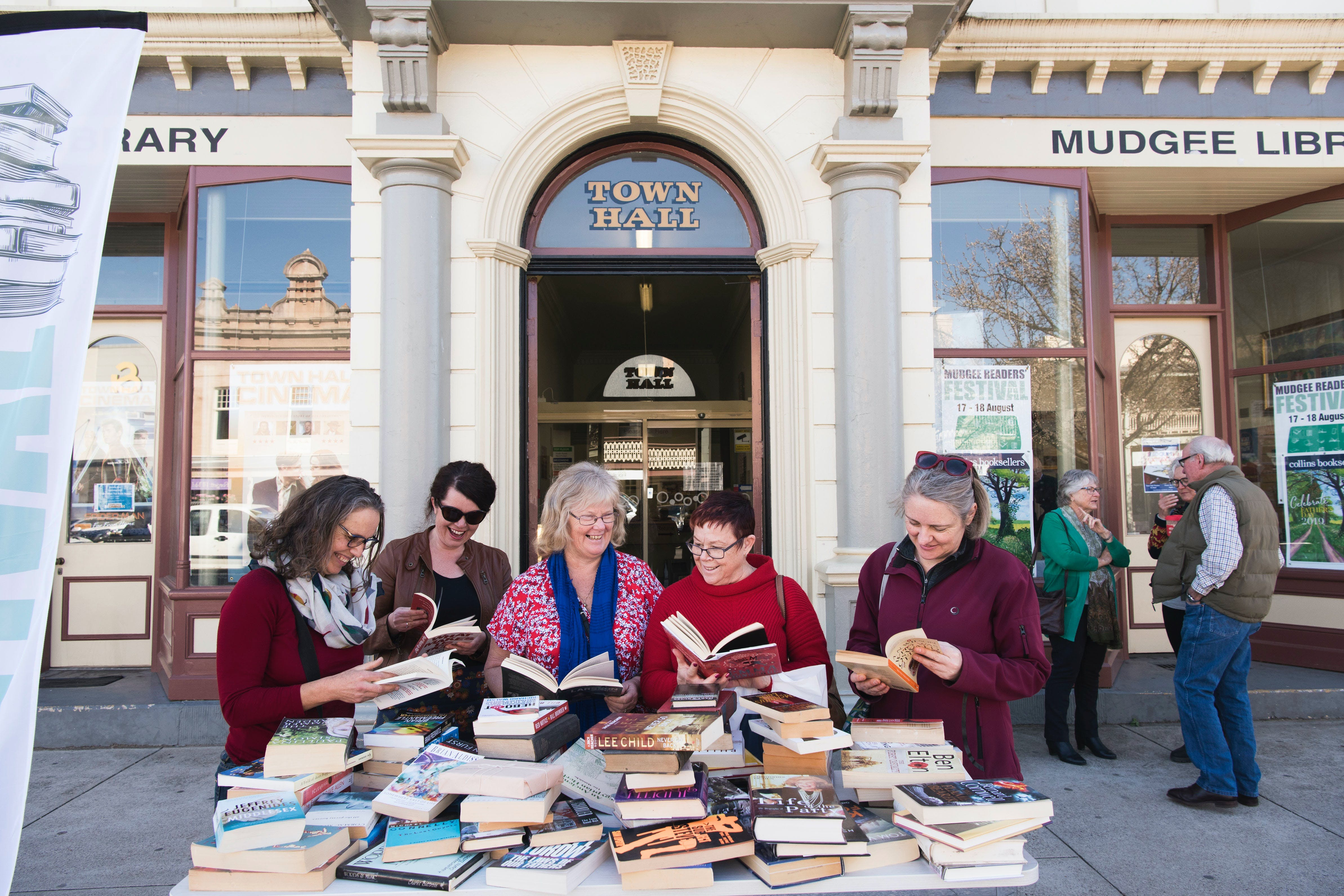 Mudgee Readers' Festival - New South Wales Tourism