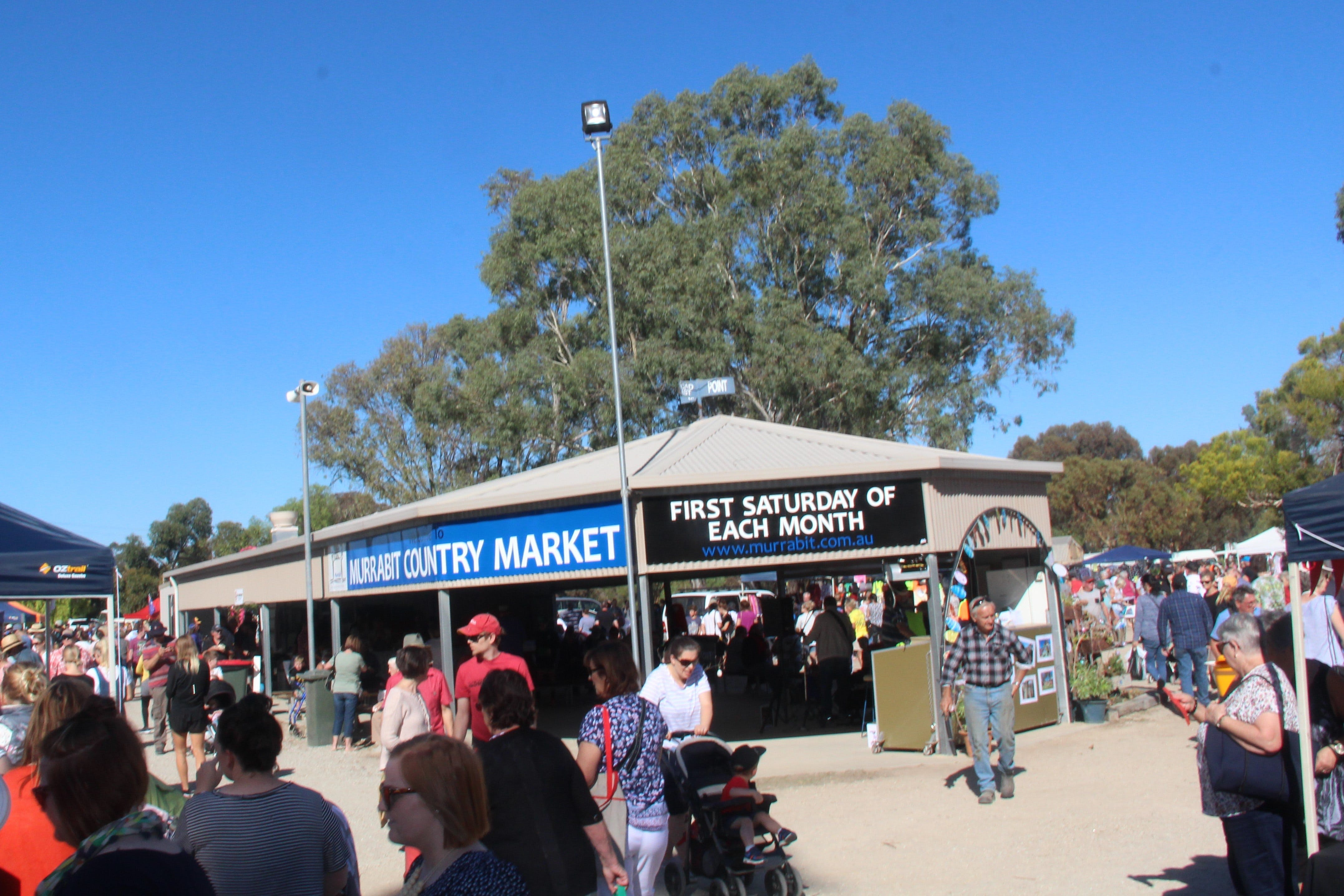 Murrabit Country Market - New South Wales Tourism
