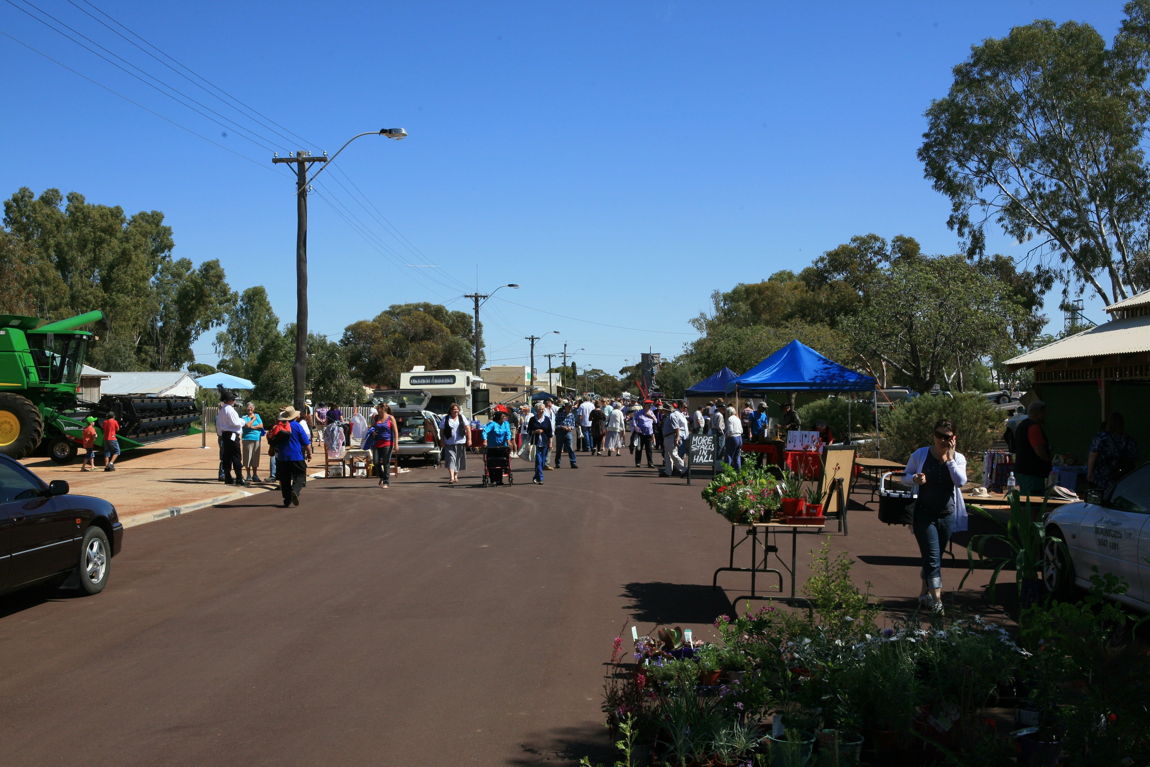 Nungarin Markets - New South Wales Tourism