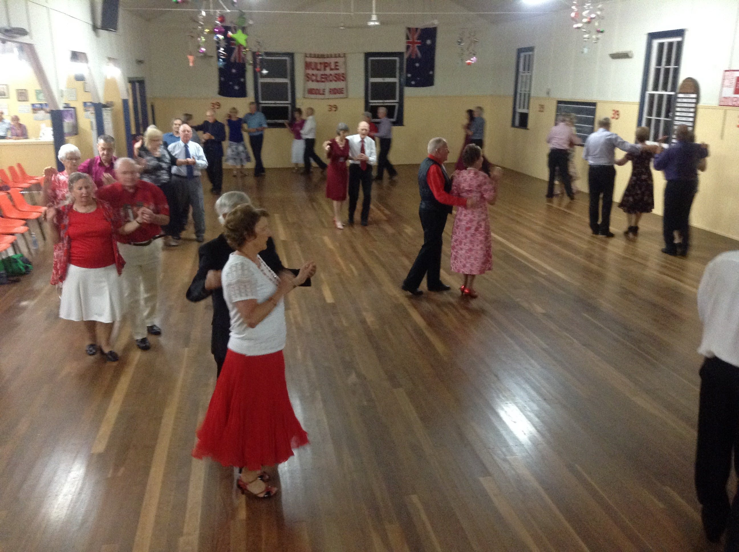 Old Time Dance - New South Wales Tourism