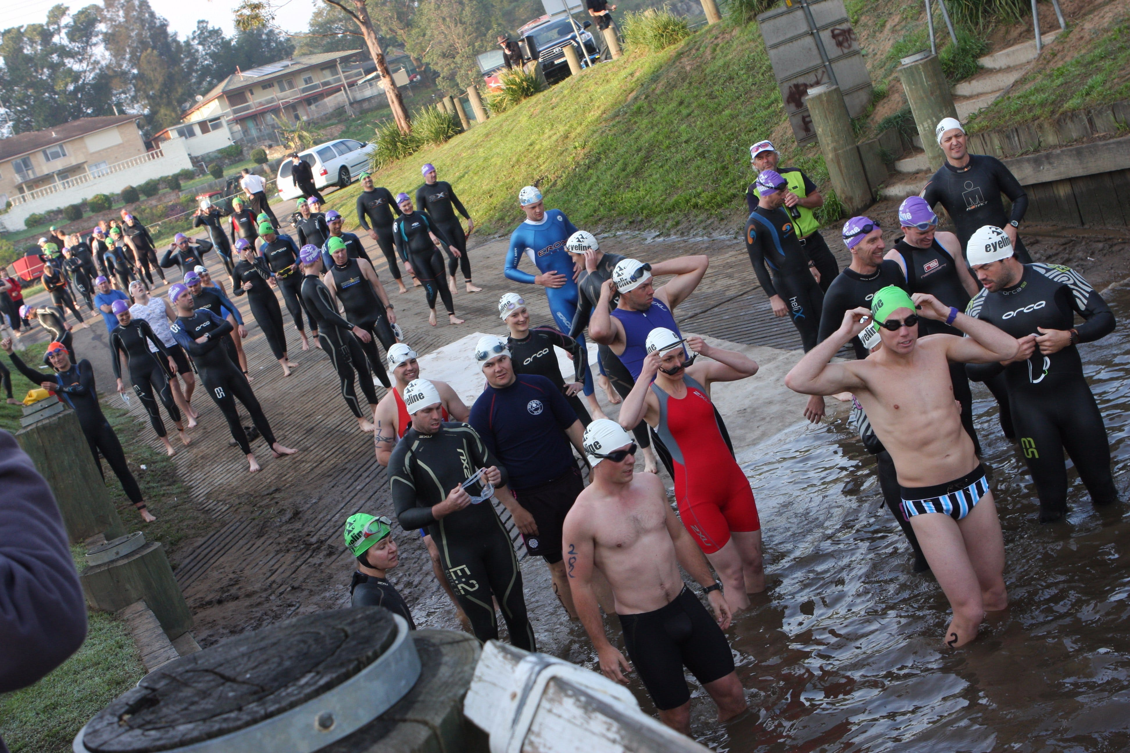 Quarry Mining Maitland Triathlon - New South Wales Tourism