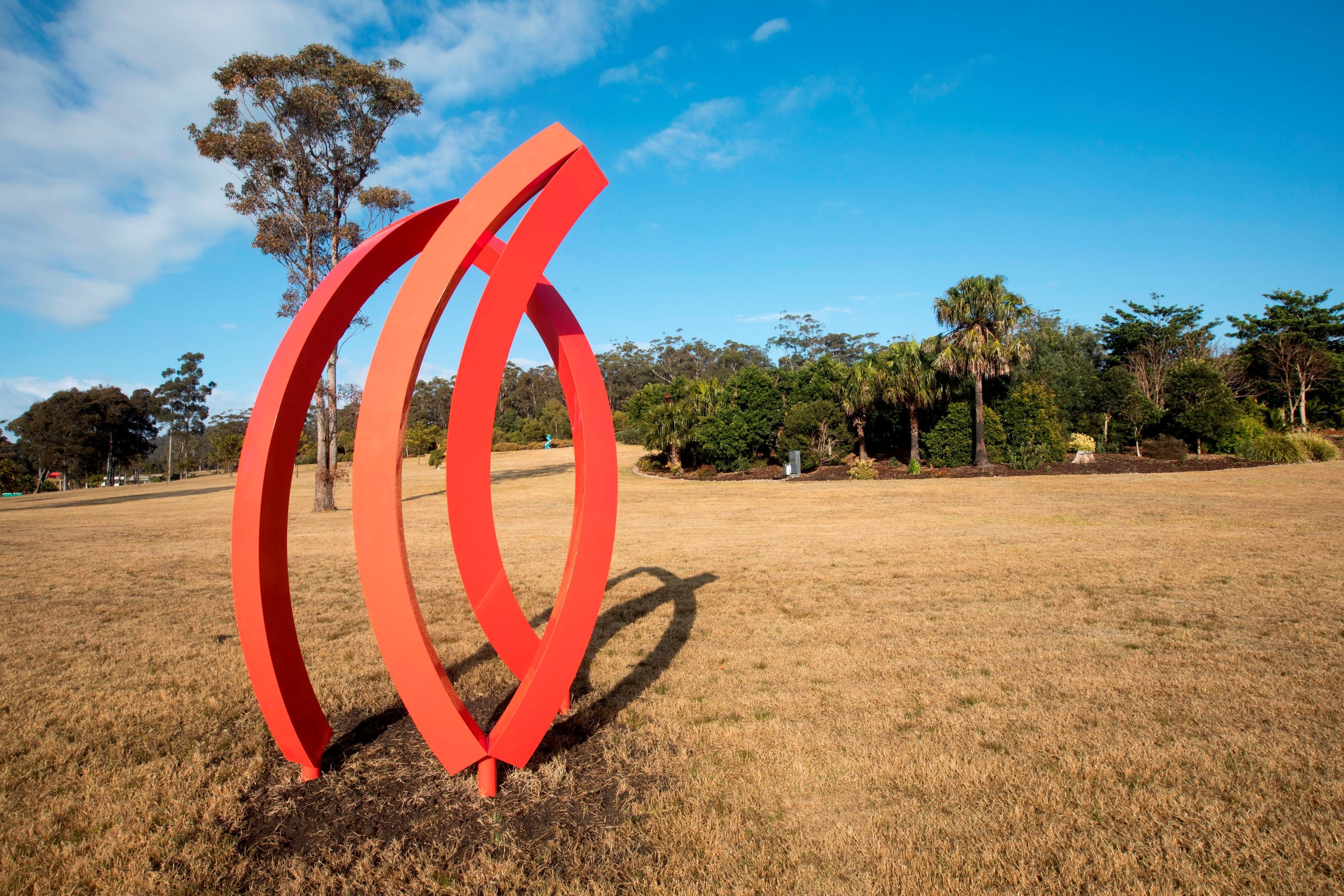 Sculpture for Clyde - New South Wales Tourism