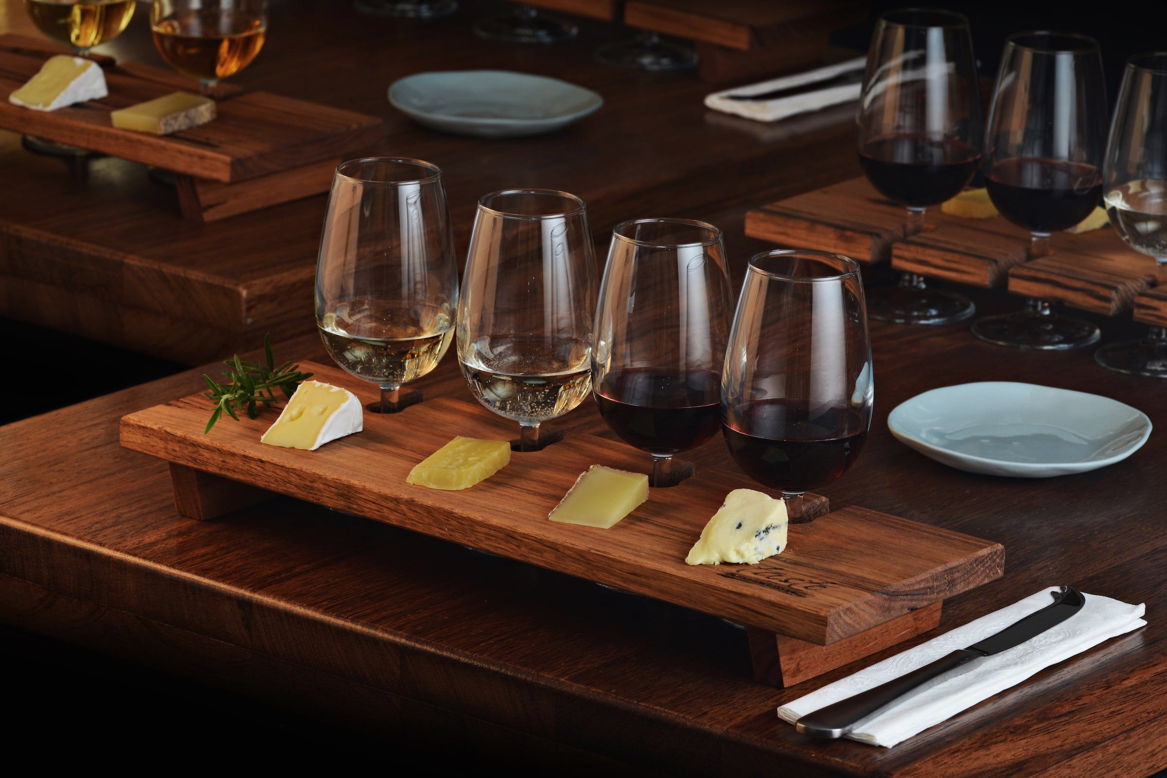 Taste Yarra Valley - Tasting Flights wine and cheese - New South Wales Tourism
