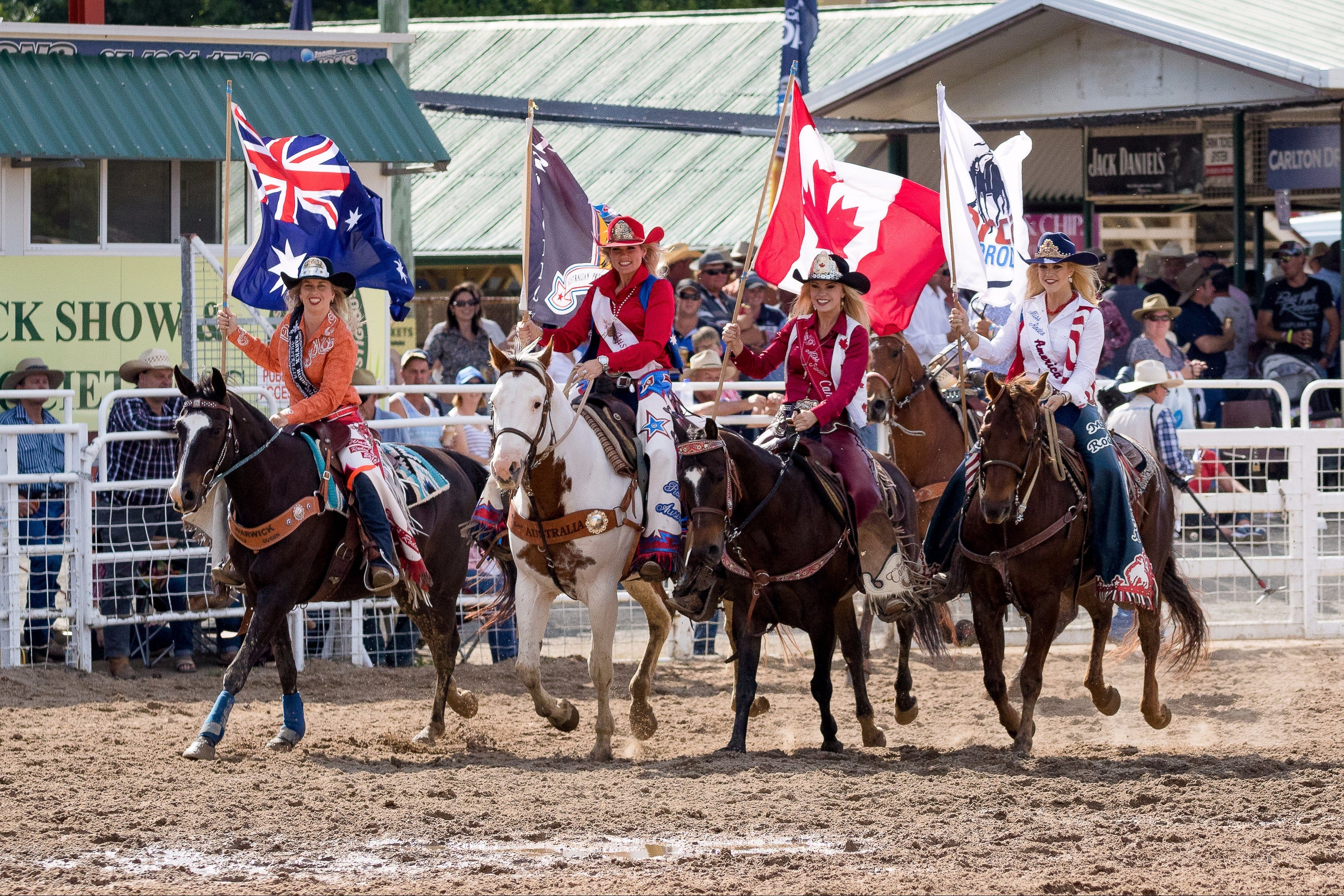 Warwick Rodeo National APRA National Finals and Warwick Gold Cup Campdraft - New South Wales Tourism
