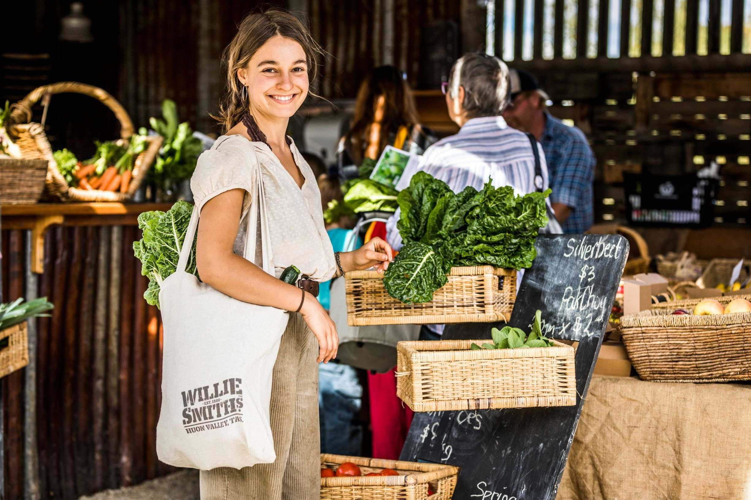 Willie Smith's Artisan and Produce Market - New South Wales Tourism