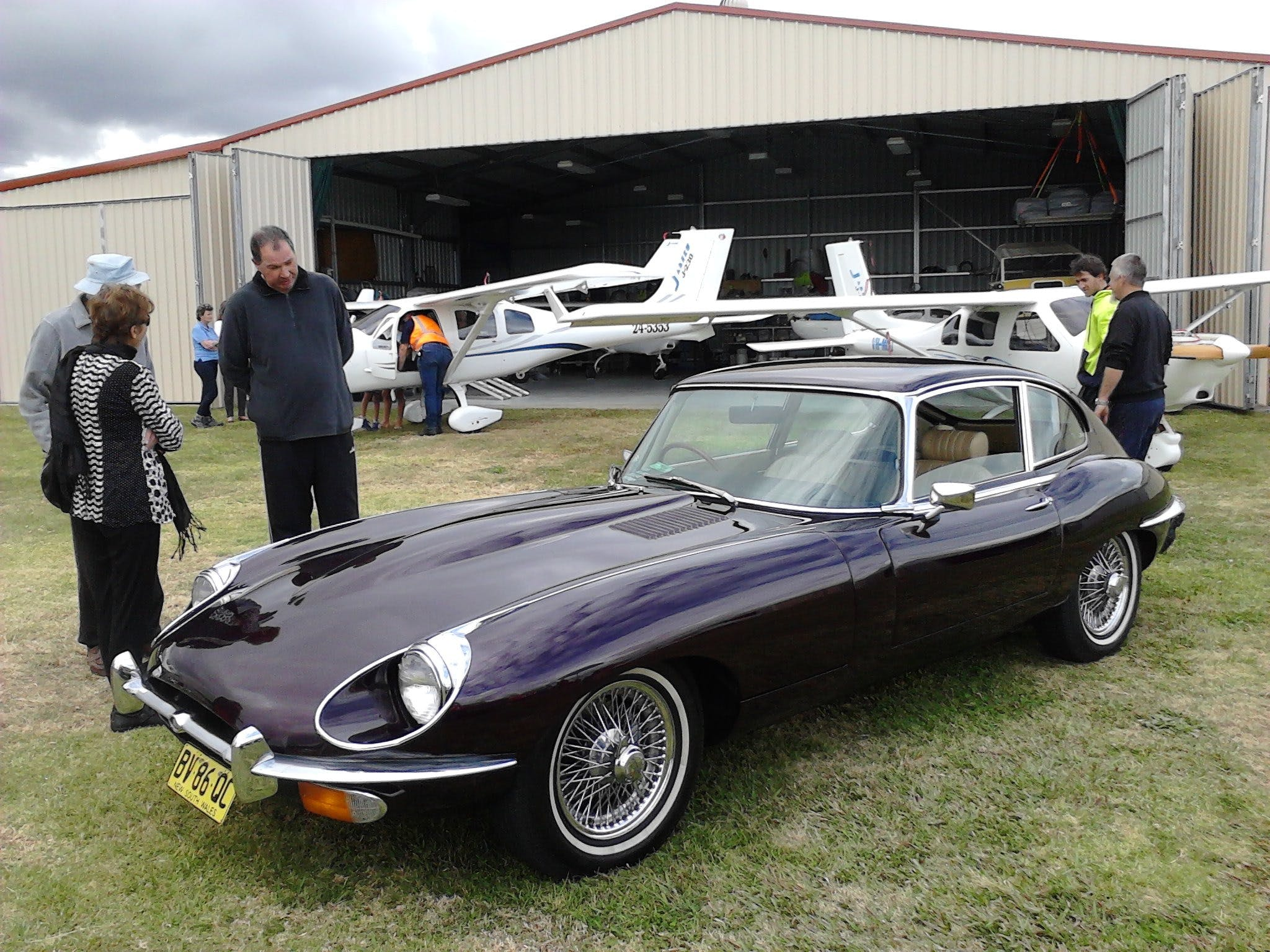 Wings and Wheels Open Day - New South Wales Tourism