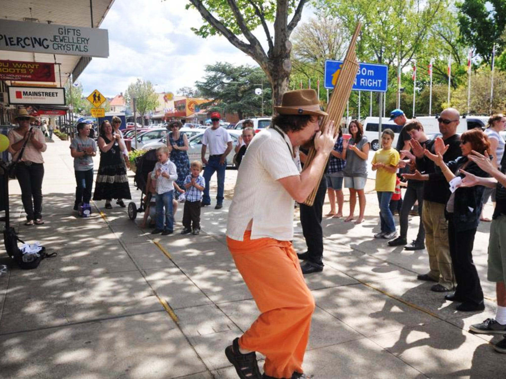 Australian National Busking Championships - New South Wales Tourism