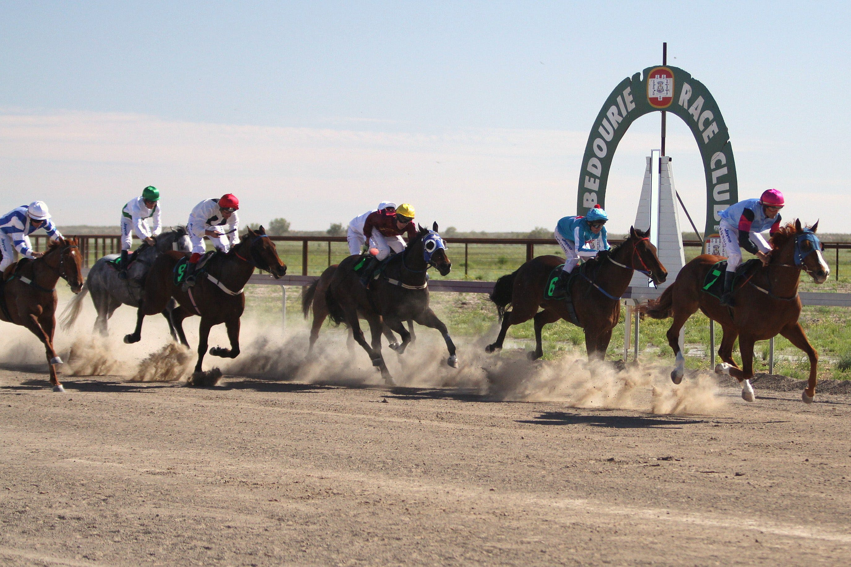 Bedourie Races and Rodeo - New South Wales Tourism