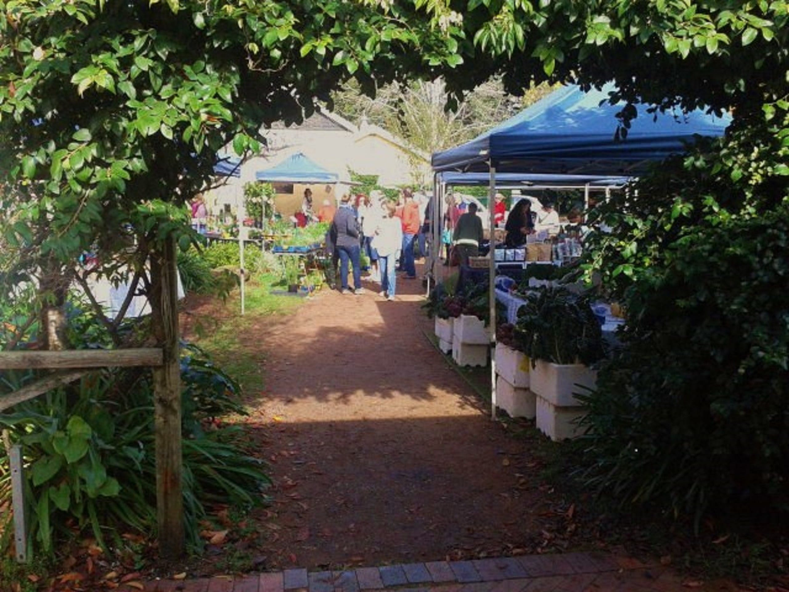 Berry Produce Market - New South Wales Tourism