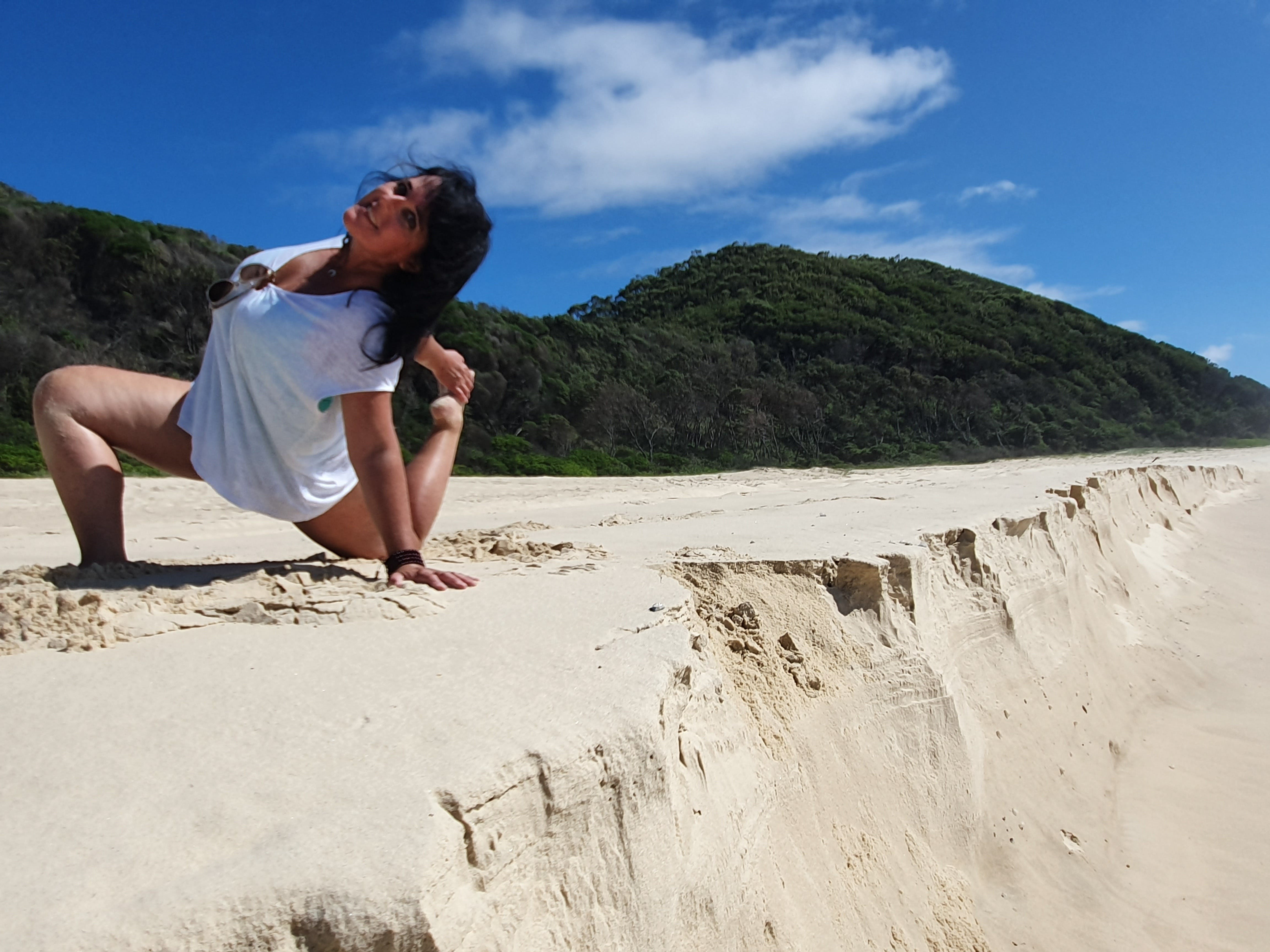 Blueys Yoga in Smiths Lake Online - New South Wales Tourism