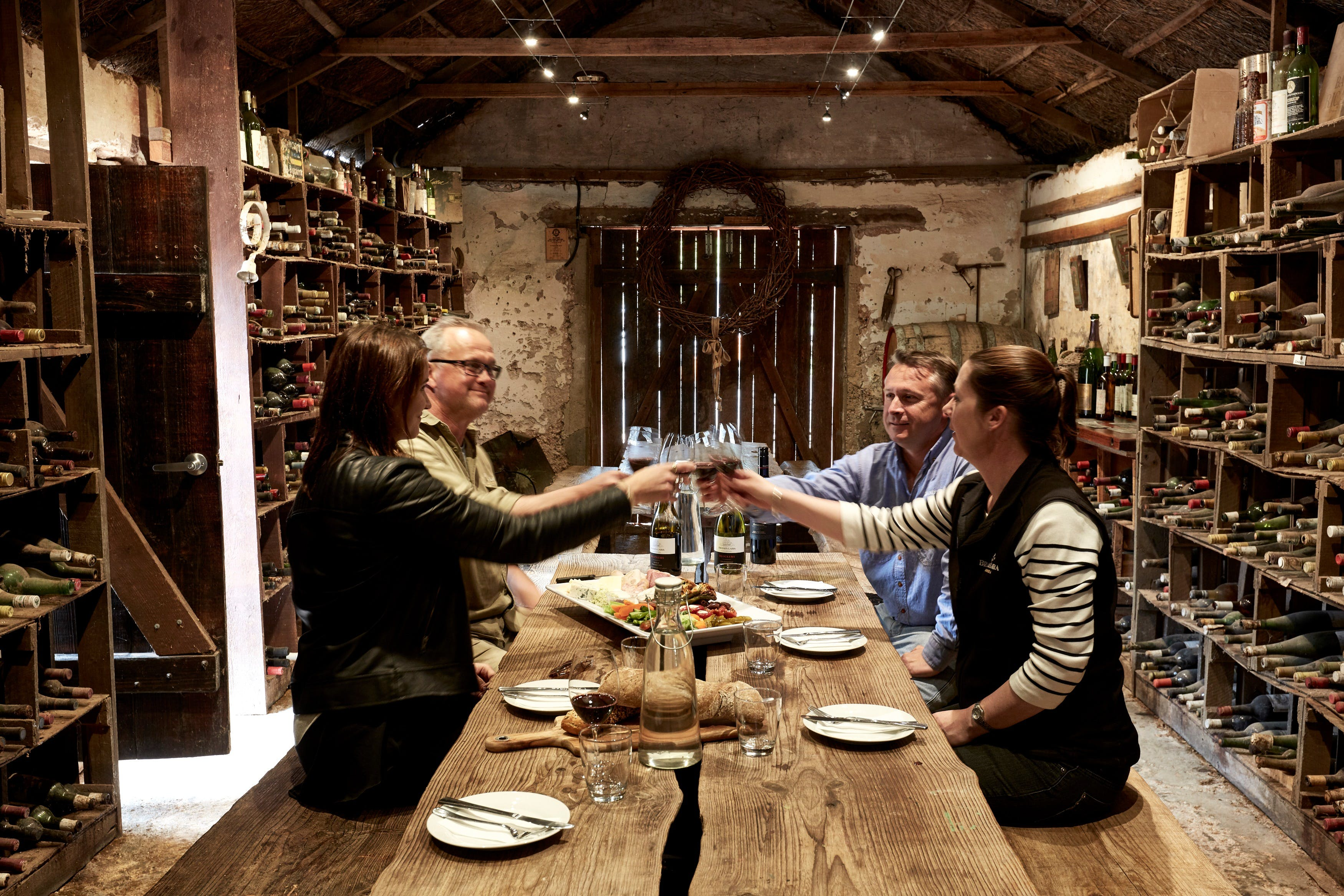 Coonawarra Cellar Dwellers - New South Wales Tourism