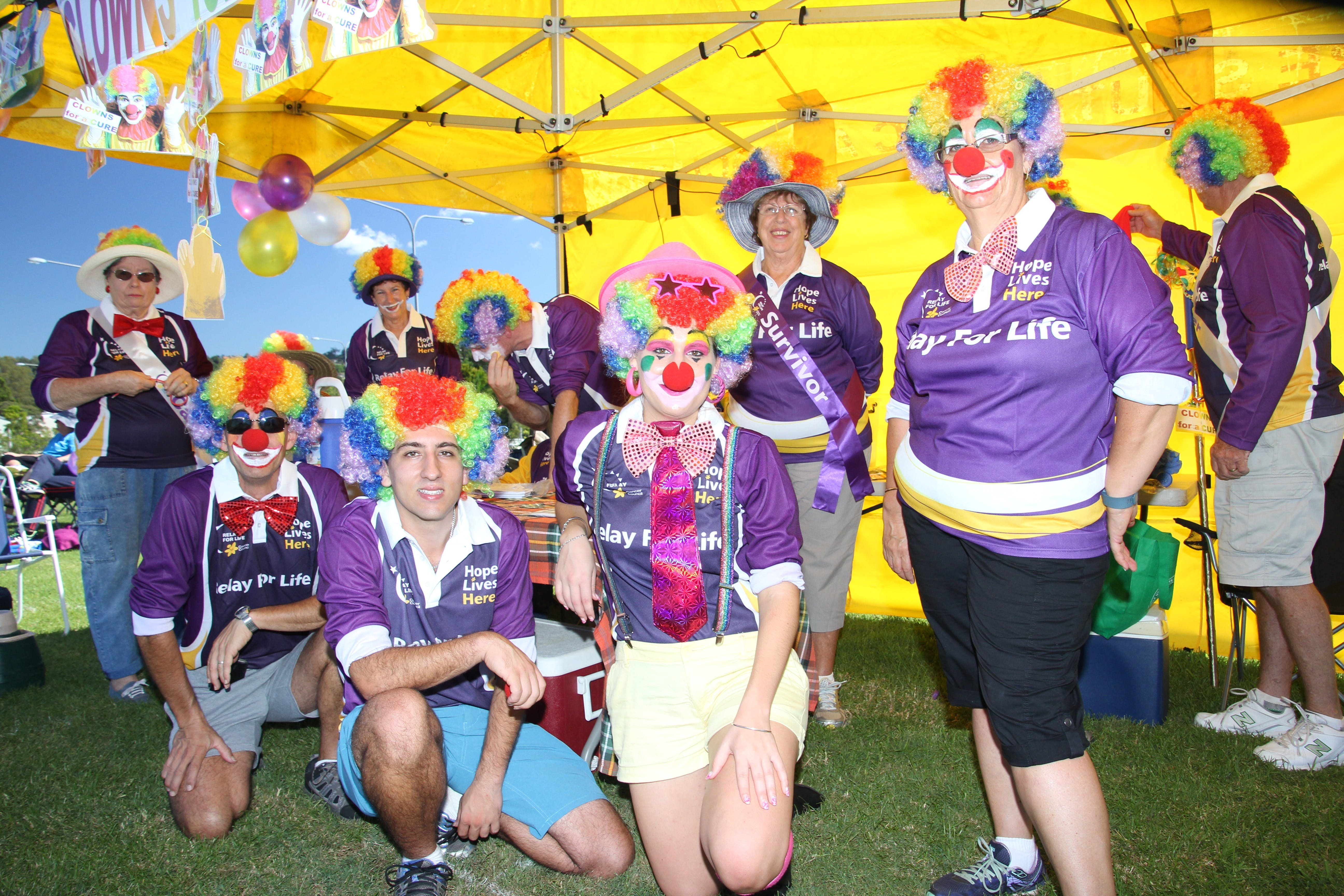 Grafton Relay for Life - NSW Cancer Council - New South Wales Tourism
