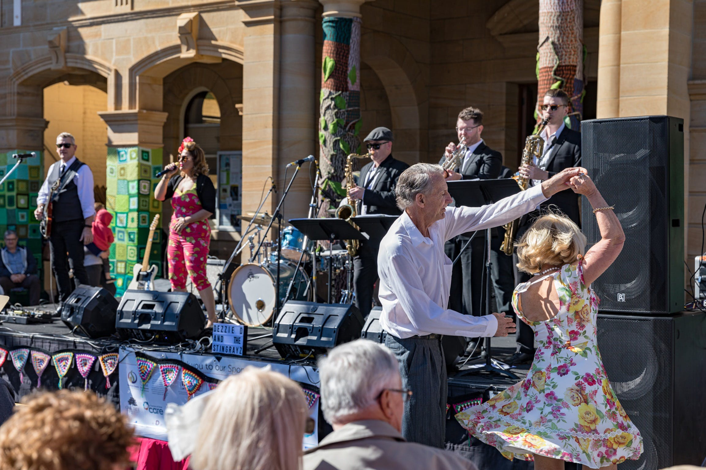 Jumpers and Jazz in July Festival - New South Wales Tourism