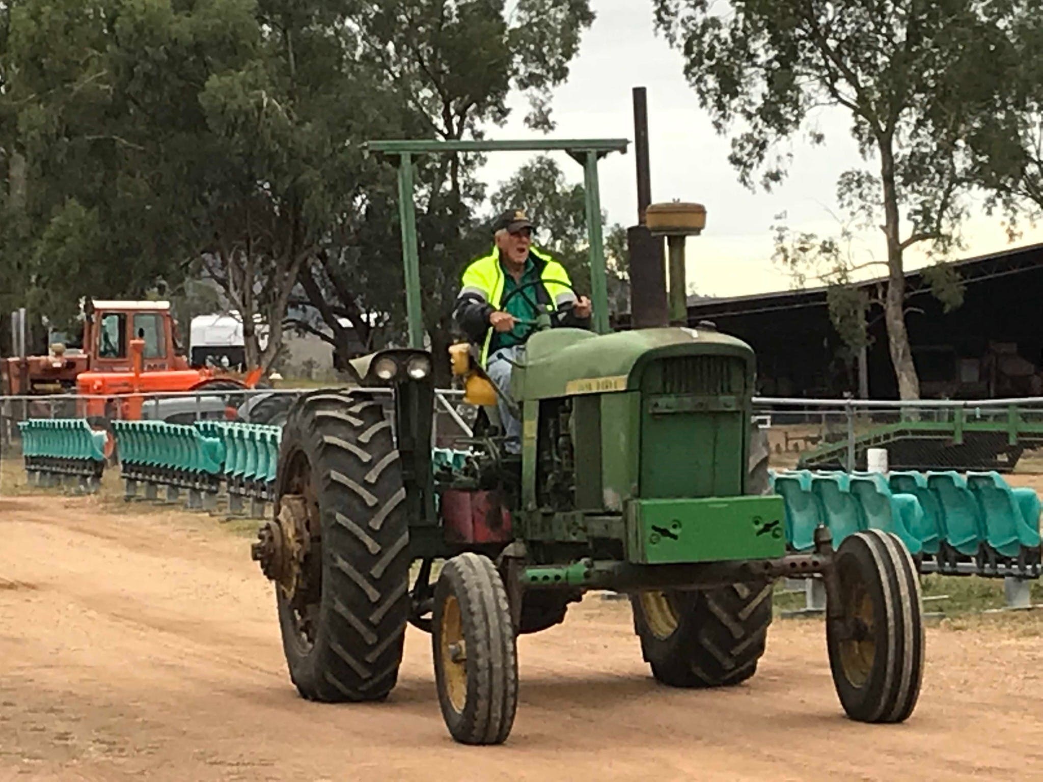 Liverpool Plains Wheels in Motion - New South Wales Tourism