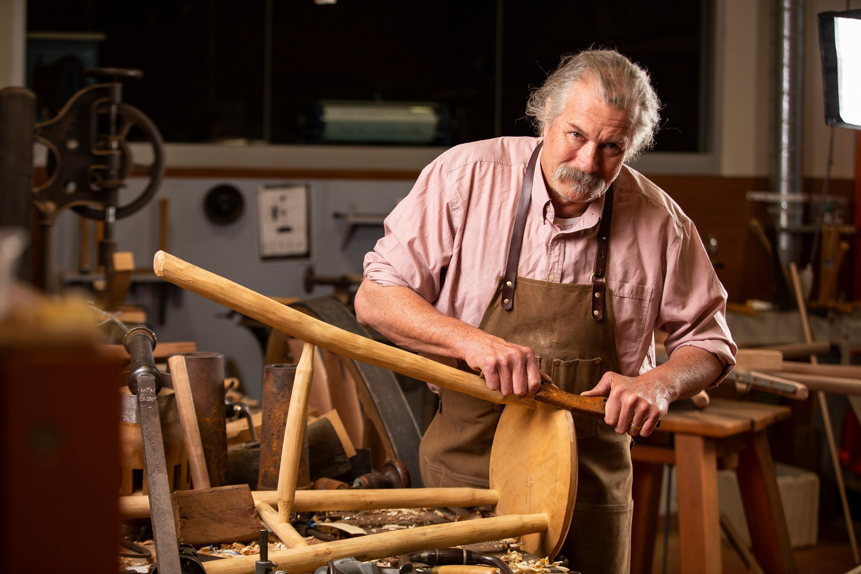 Rustic Furniture Workshop - New South Wales Tourism