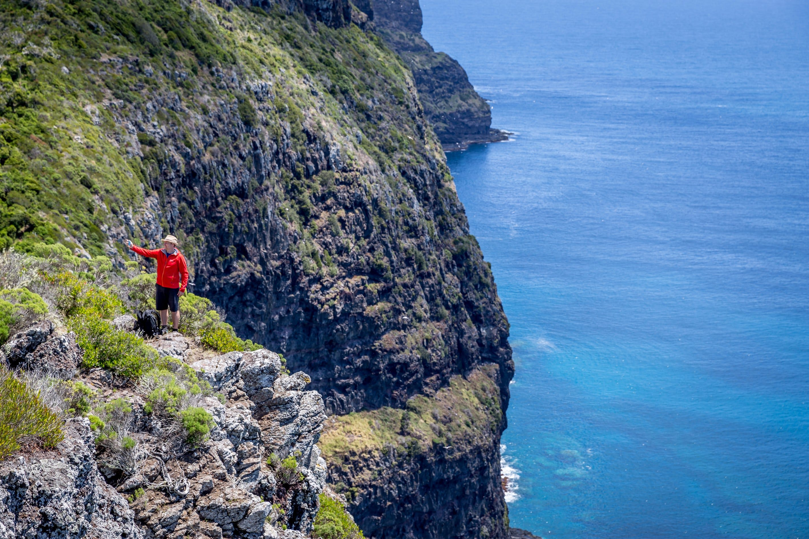 Seven Peaks Walk at Pinetrees Lord Howe Island - New South Wales Tourism