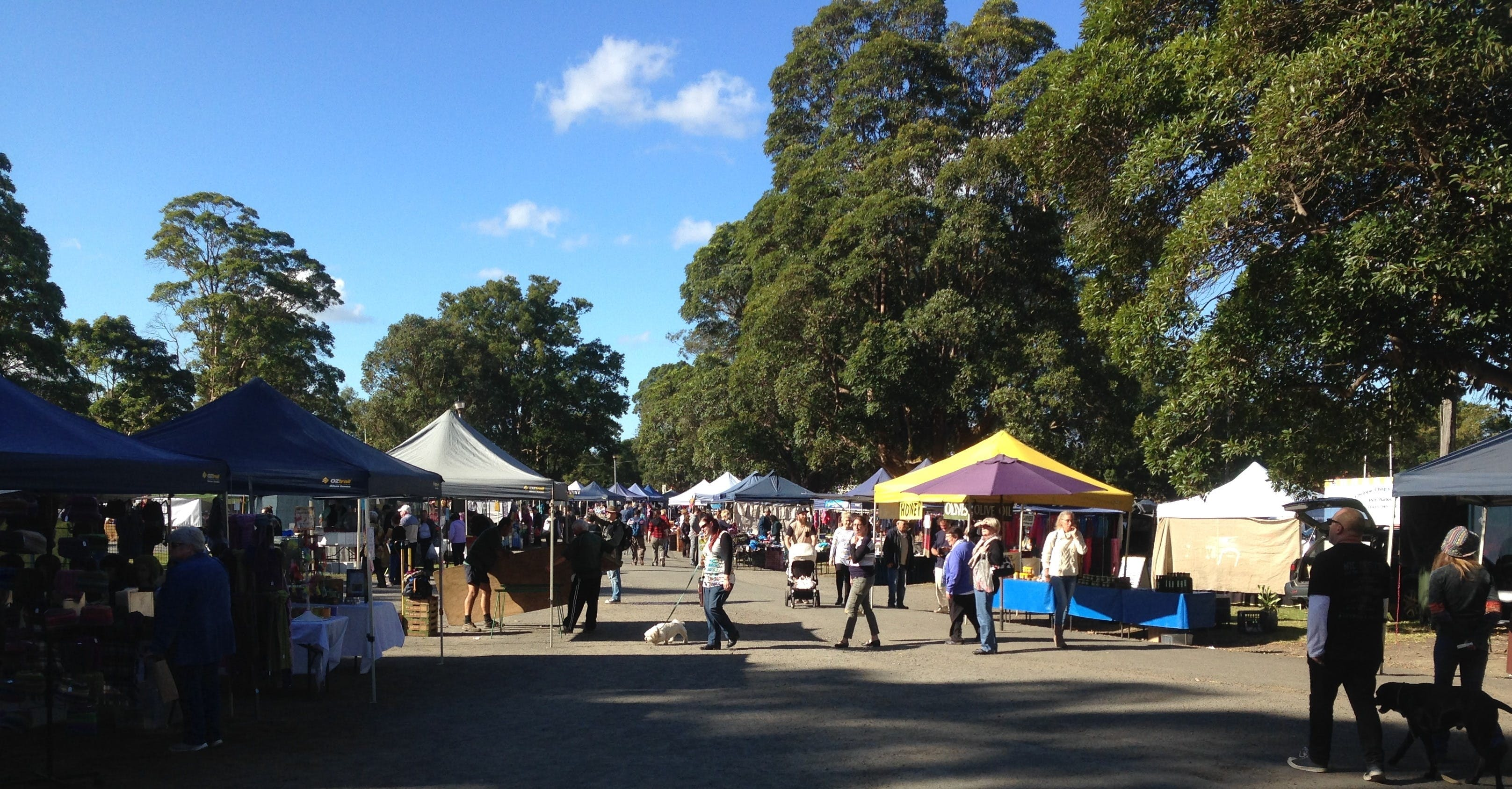 The Berry Markets - New South Wales Tourism