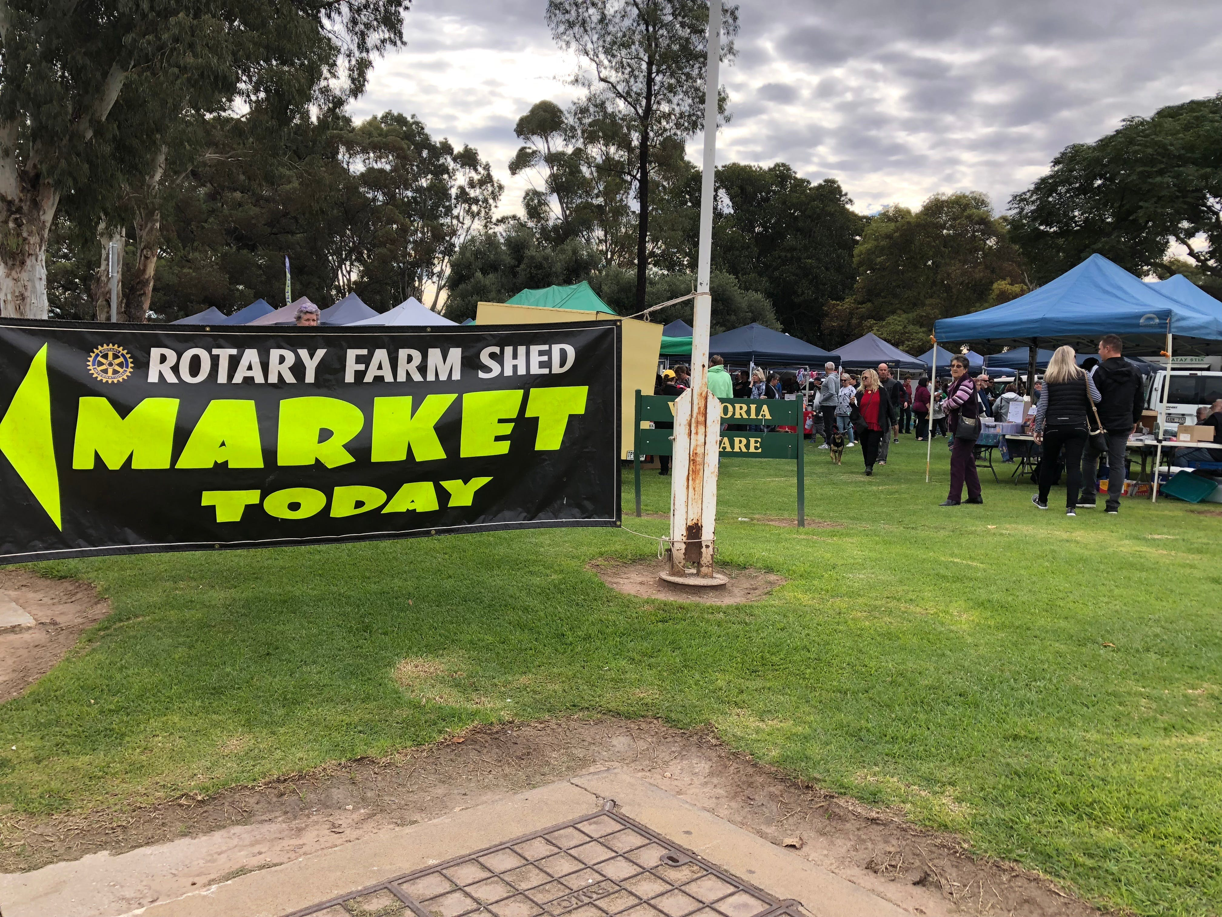 The Rotary Markets Kadina - New South Wales Tourism