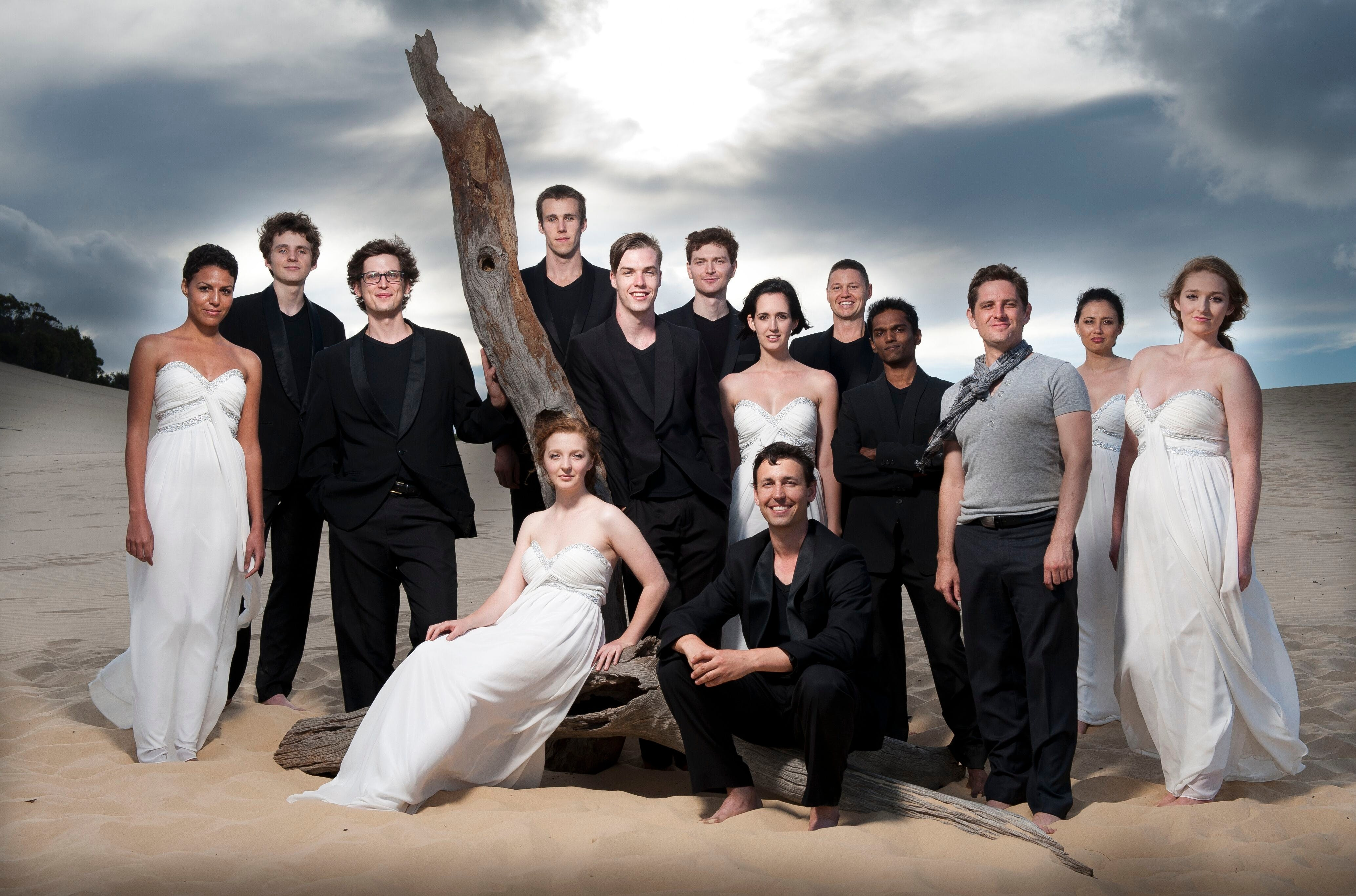 The Australian Voices in Concert - New South Wales Tourism