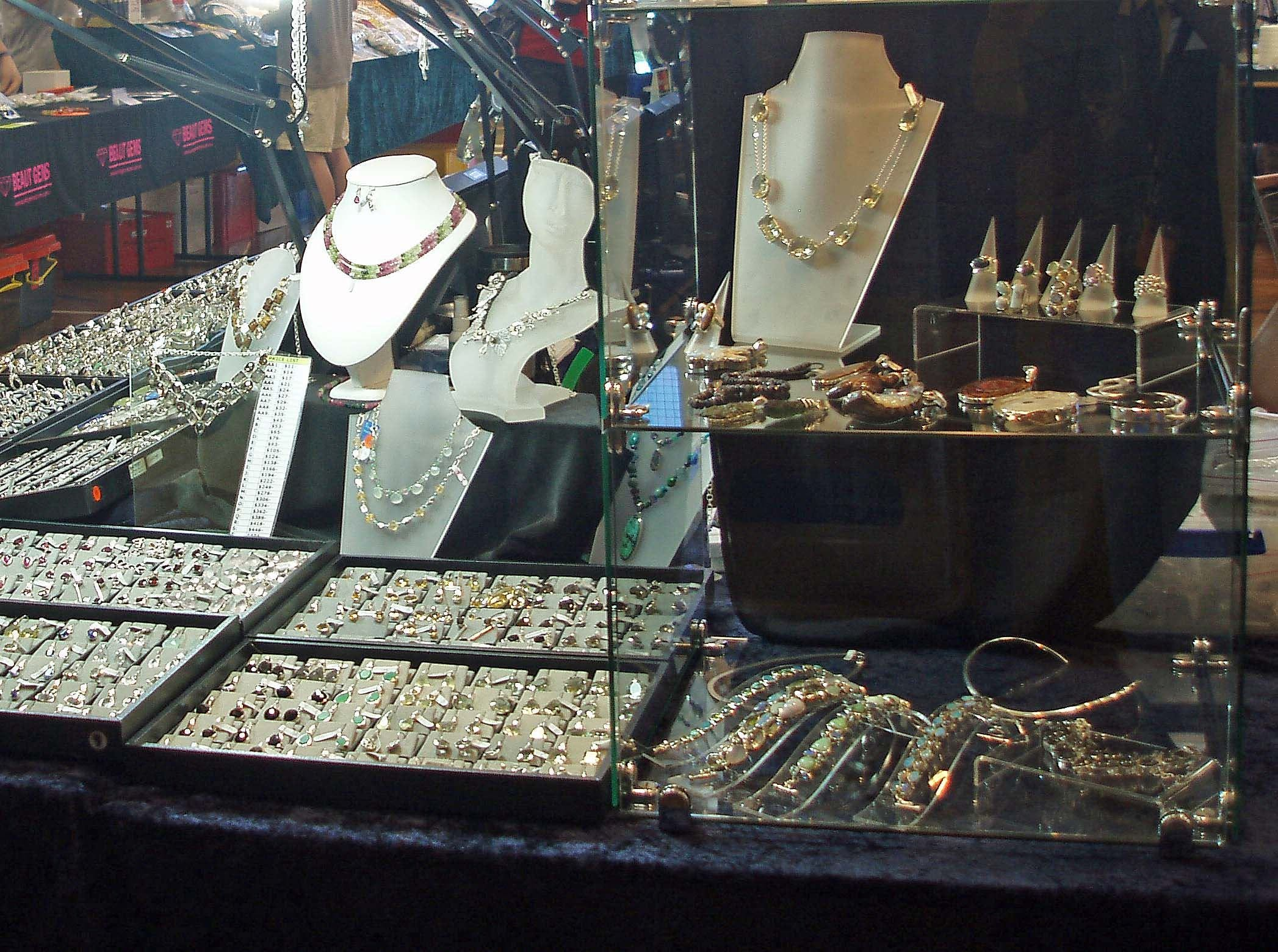 Toowoomba Gemfest - Gems and Jewellery - New South Wales Tourism