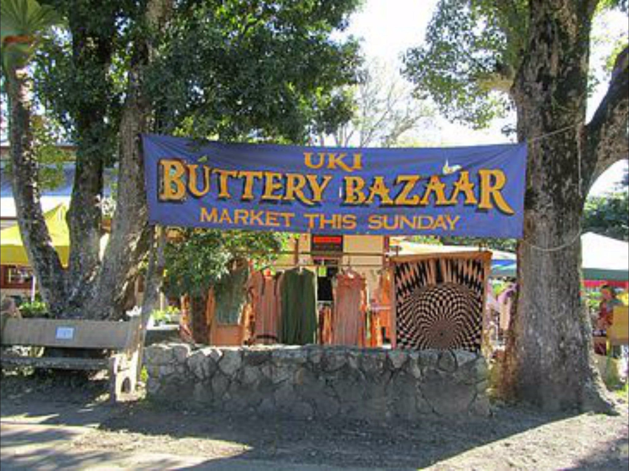 Uki Buttery Bazaar - New South Wales Tourism