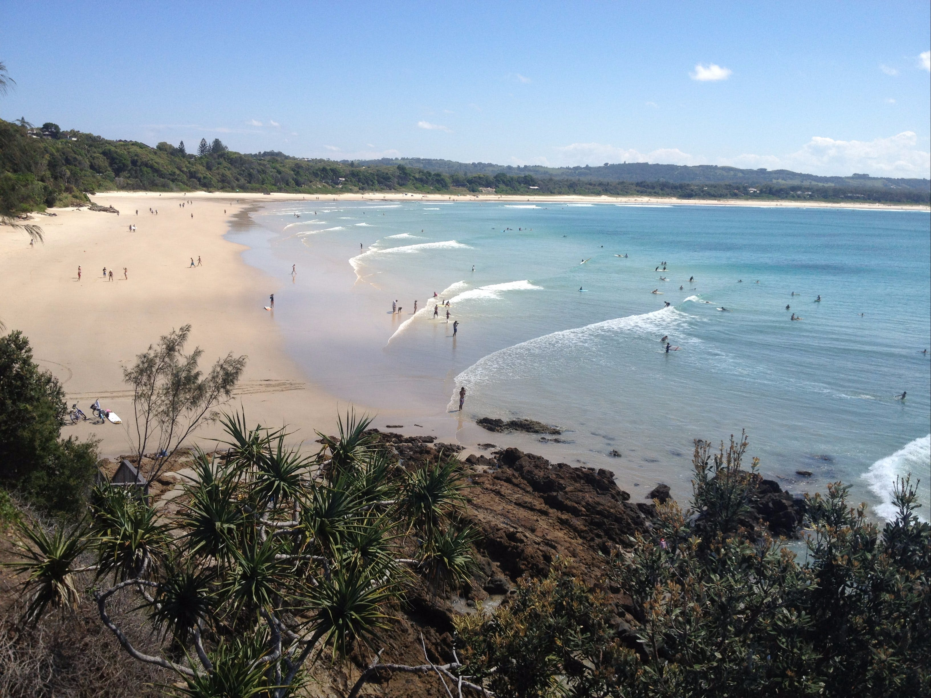 Yoga and Meditation Retreat Byron Bay - New South Wales Tourism