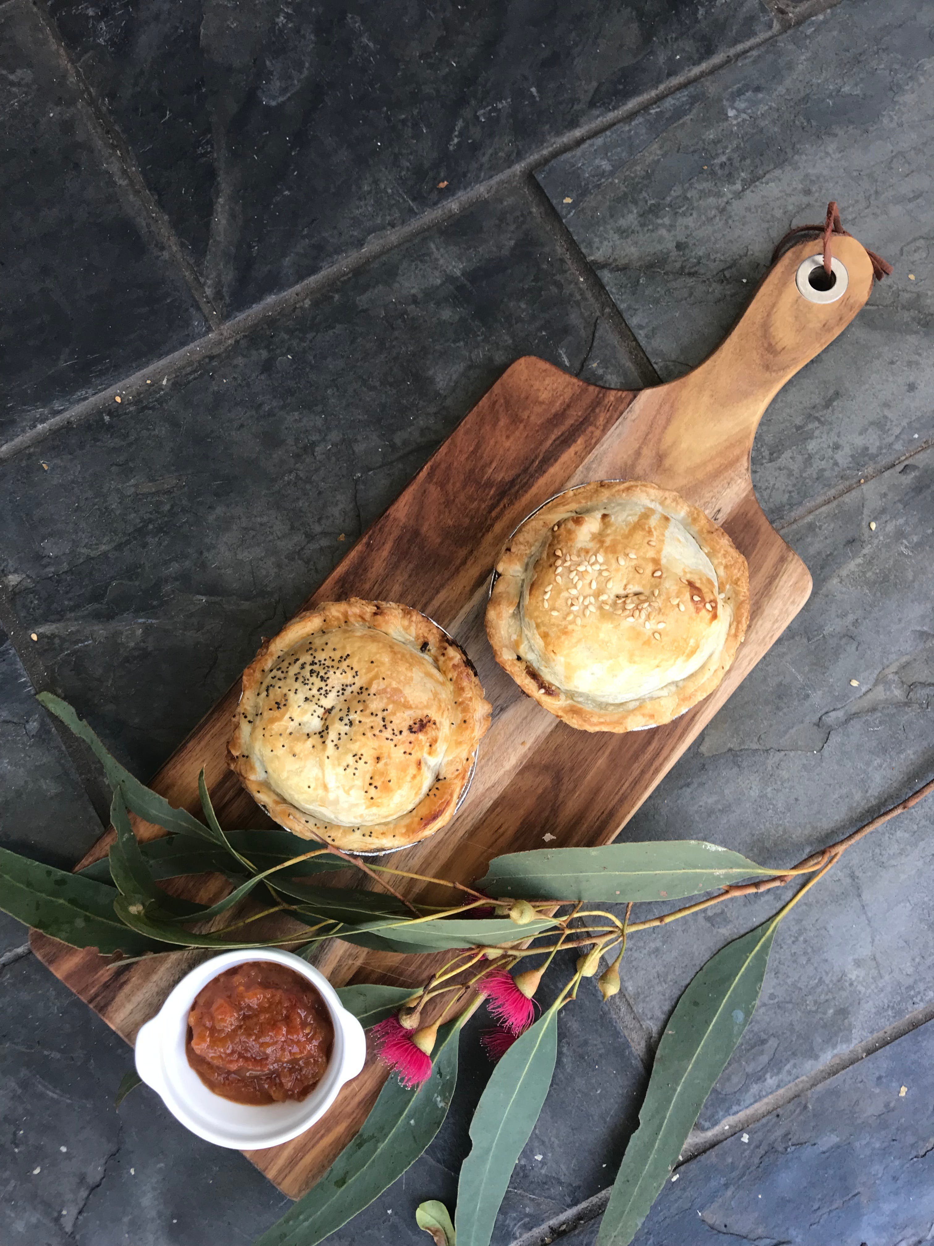 Aged Wine and Vintage Pies - New South Wales Tourism