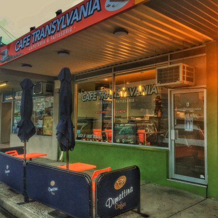 Cafe Transylvania - New South Wales Tourism