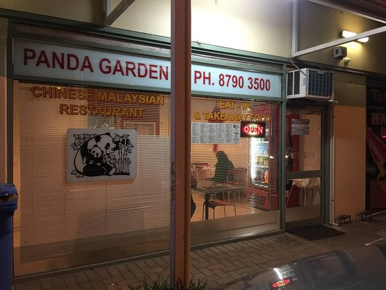 Panda Garden Chinese Malaysian Restaurant - New South Wales Tourism