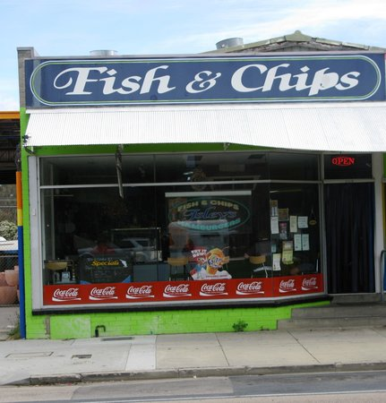 Isley's Fish  Chips - New South Wales Tourism