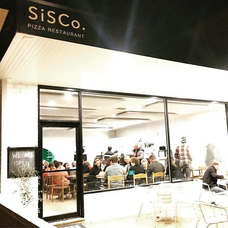 Sisco Pizza Restaurant - New South Wales Tourism