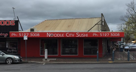 Noodle City  Sushi - New South Wales Tourism