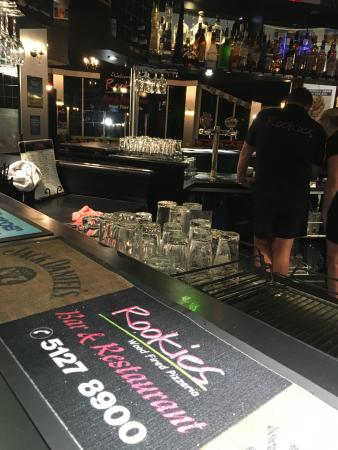 Rookies Pizzeria Bar  Grill - New South Wales Tourism