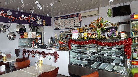 Spiders cafe - New South Wales Tourism