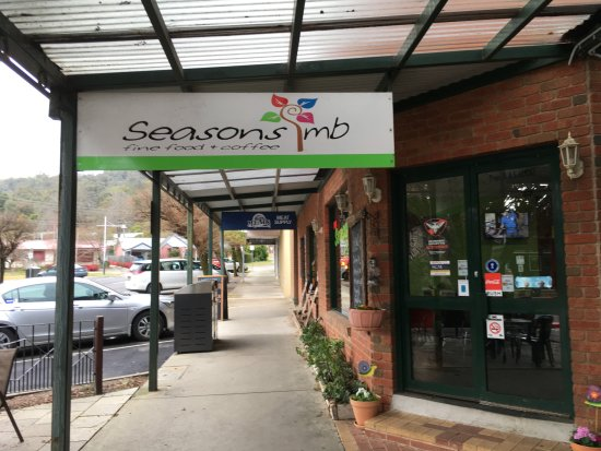 Seasons Cafe - New South Wales Tourism