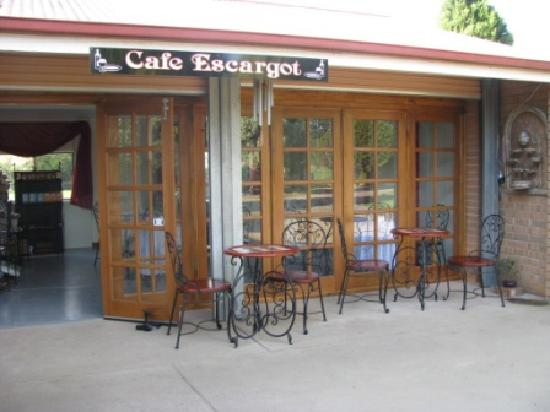 Cafe Escargot - New South Wales Tourism