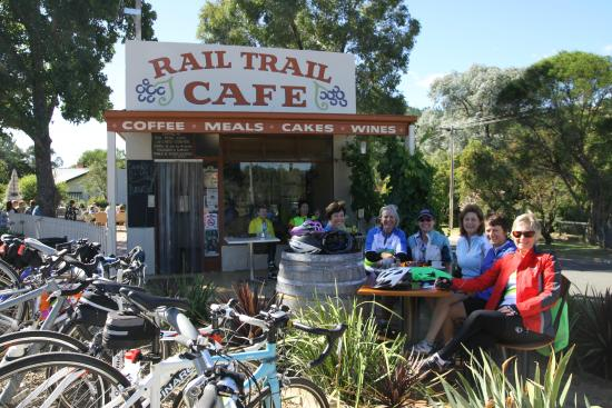 Rail Trail Cafe - New South Wales Tourism