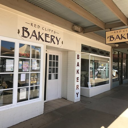 Red Cliffs Bakery - New South Wales Tourism