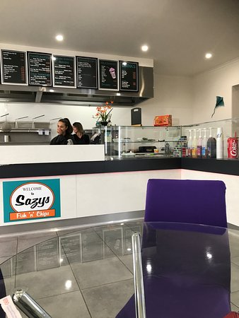 Sazys Fish  Chips - New South Wales Tourism