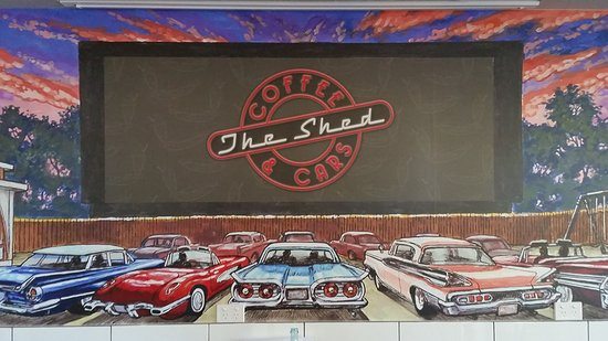 The Shed Coffee And Cars - New South Wales Tourism