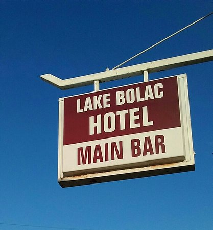 Lake Bolac Hotel - New South Wales Tourism