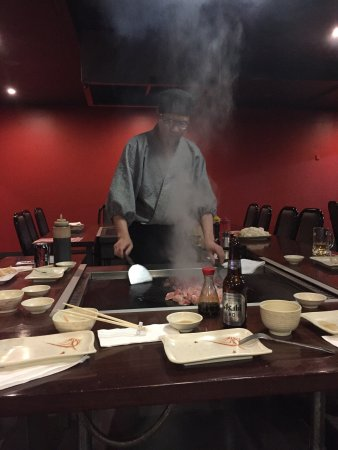Osaka Japanese Teppan Yaki Restaurant - New South Wales Tourism