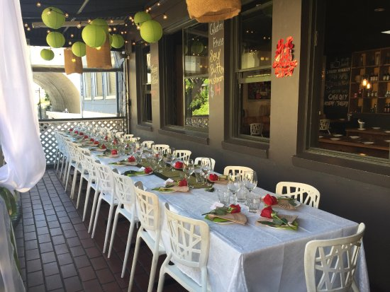 Street Market Asian Tapas Restaurant - New South Wales Tourism