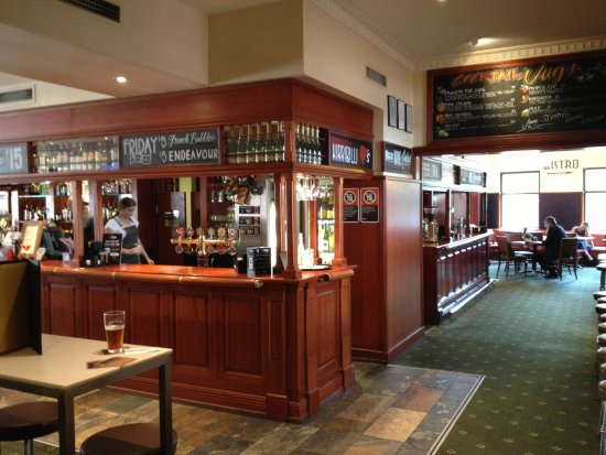 The Kirribilli Hotel - New South Wales Tourism