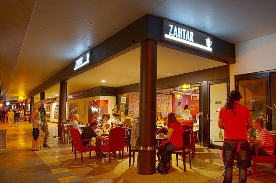 Zahtar - New South Wales Tourism