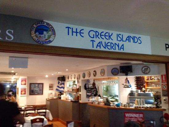 The Greek Islands Taverna - New South Wales Tourism