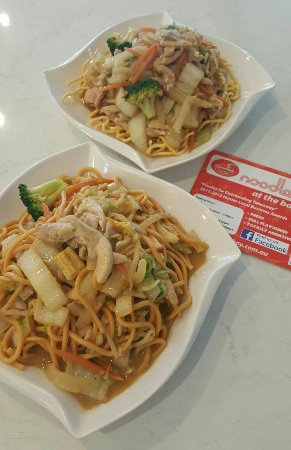 Noodles at the Bay - New South Wales Tourism